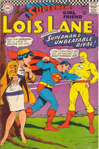 Supermans Girlfriend Lois Lane 074