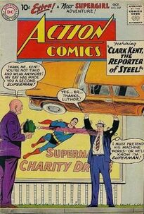 Action Comics Issue 257