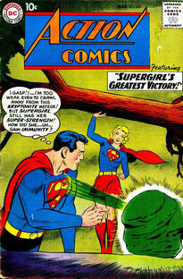 Action Comics Issue 262