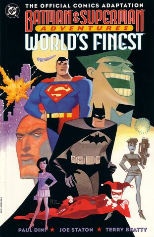 File:Batman and Superman Adventures Worlds Finest The Official Comics Adaptation Vol 1 1.jpg