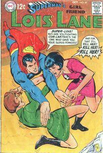 Supermans Girlfriend Lois Lane 087