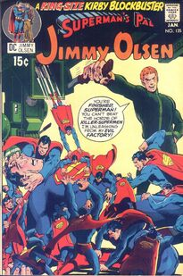 Supermans Pal Jimmy Olsen 135