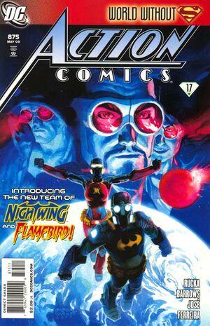 Action Comics 875