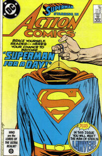 Action Comics Issue 581