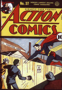 Action Comics Issue 37