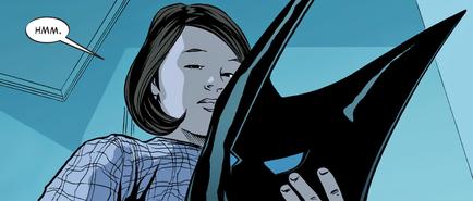 Jamie Sawyer - Batwoman 27
