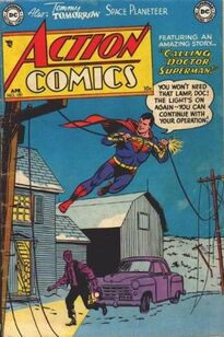 Action Comics Issue 191