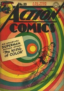 Action Comics Issue 89