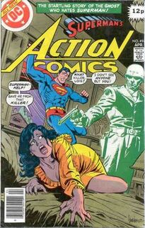 Action Comics Issue 494