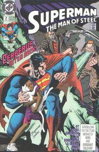 Superman Man of Steel 2