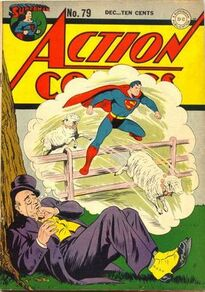 Action Comics Issue 79