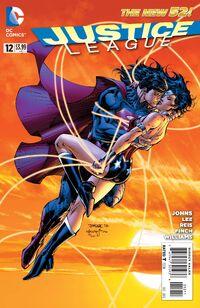 Justice League 12 October 2012