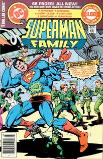 Superman Family 194