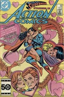 Action Comics Issue 568
