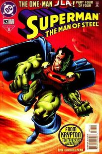 Superman Man of Steel 92