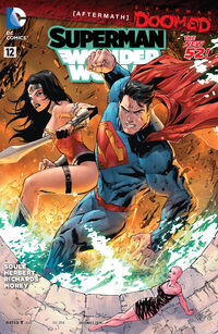 Superman-Wonder Woman 12