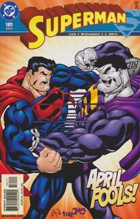 Superman Vol 2 181