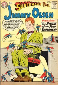 Supermans Pal Jimmy Olsen 048