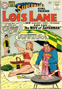 Supermans Girlfriend Lois Lane 026