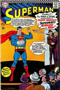 Superman Vol 1 185