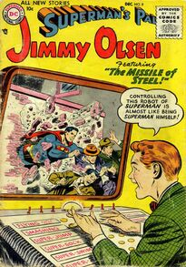 Supermans Pal Jimmy Olsen 009