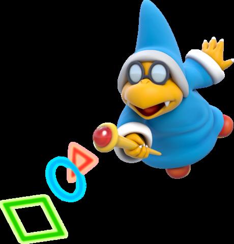 Kamek specie Super Mario Italia Wiki Wikia