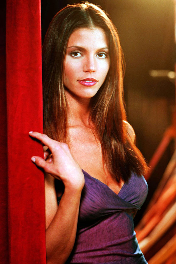 charisma carpenter -