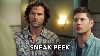 Supernatural The Foundry Scene The CW