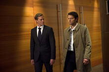 Castiel-and-bartholomew-walking