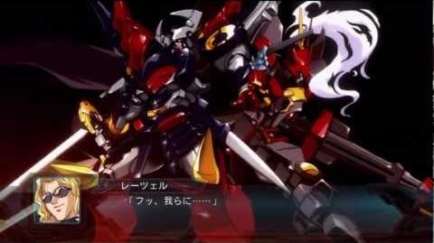 2nd Super Robot Wars OG Aussenseiter All Attacks