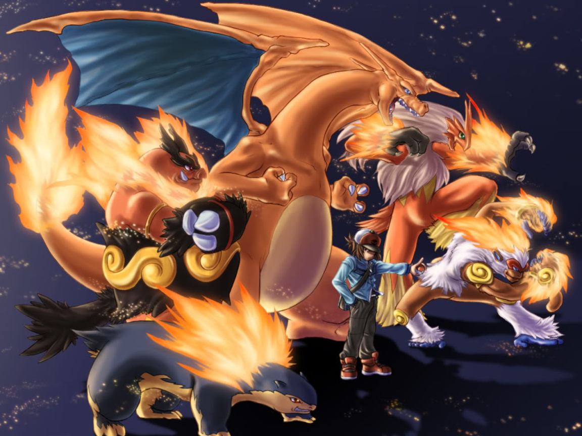 Infernape Pokemon Wallpaper