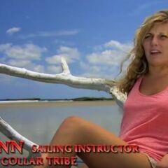 Jenn making a <a href=