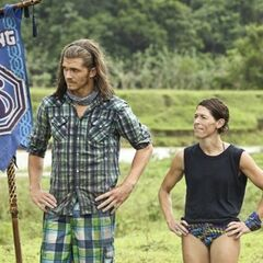 Malcolm and Denise, before the tribe dissolves.
