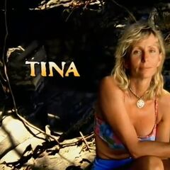 Tina is introduced