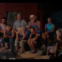 <i>Survivor: Africa</i> Jury.