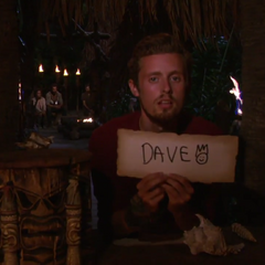 Adam votes against David for the second time.