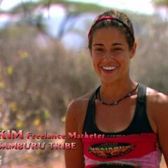Kim Powers as a member of <a href=