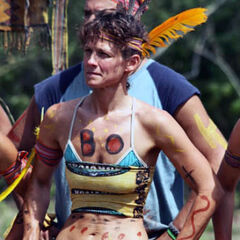 Margaret before the Immunity Challenge on <a href=