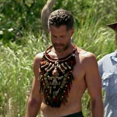 Terry won his second immunity.
