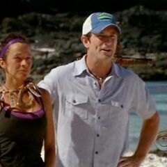 Laura wins her second individual immunity.
