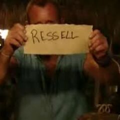 Ralph casts a vote against Russel.