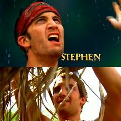 Stephen's motion shots from the opening.