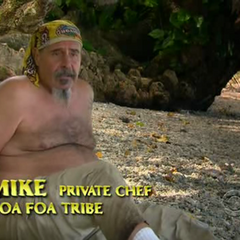 Mike gives a confessional.