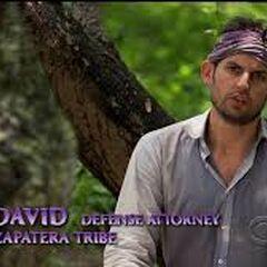 David doing a <a href=