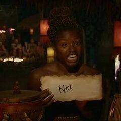 Cydney votes against <a href=