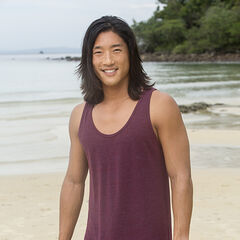 Woo's alternate cast photo.