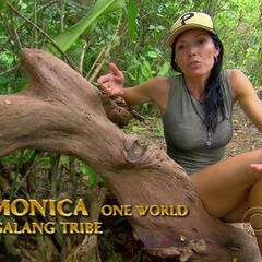 Monica doing a <a href=