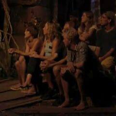 <i>Survivor: Borneo</i> Jury.
