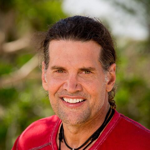 Troyzan's Alternate promotional photo for <i>Survivor: Game Changers</i>.