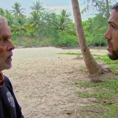 Joe confronts Peter.